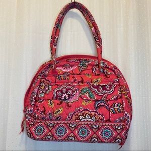 Vera Bradley multicolored floral print purse